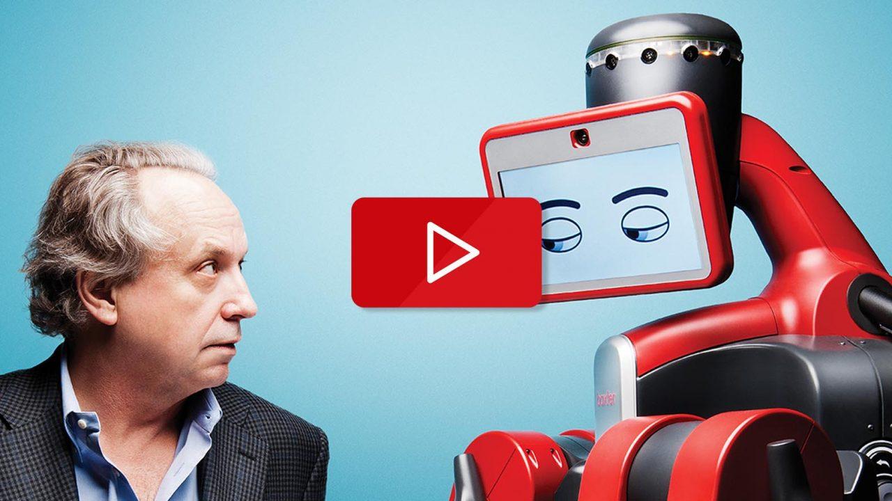 Rodney Brooks: Robotlara neden ihtiyaç duyuyoruz?