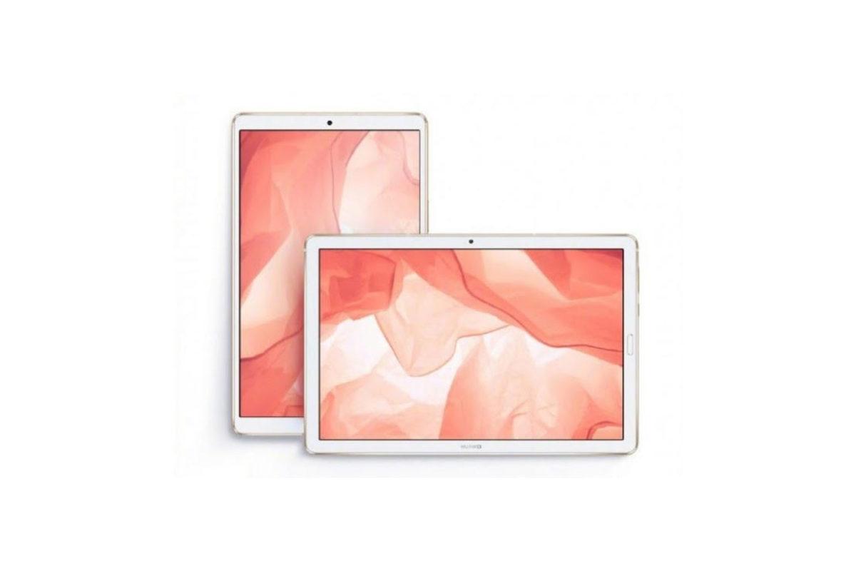 Huawei yeni tableti MediaPad M6'yı tanıttı