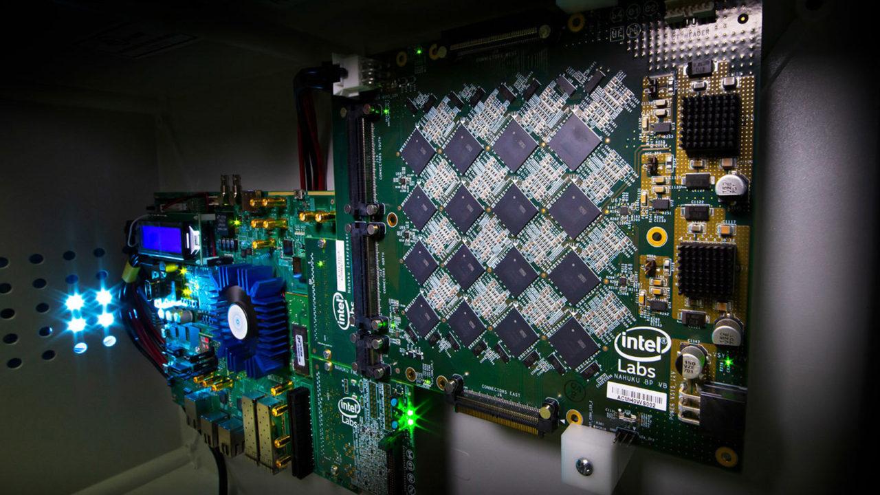 Intel'in yeni AI çipleri protez ve otonom arabalara güç sağlayabilir