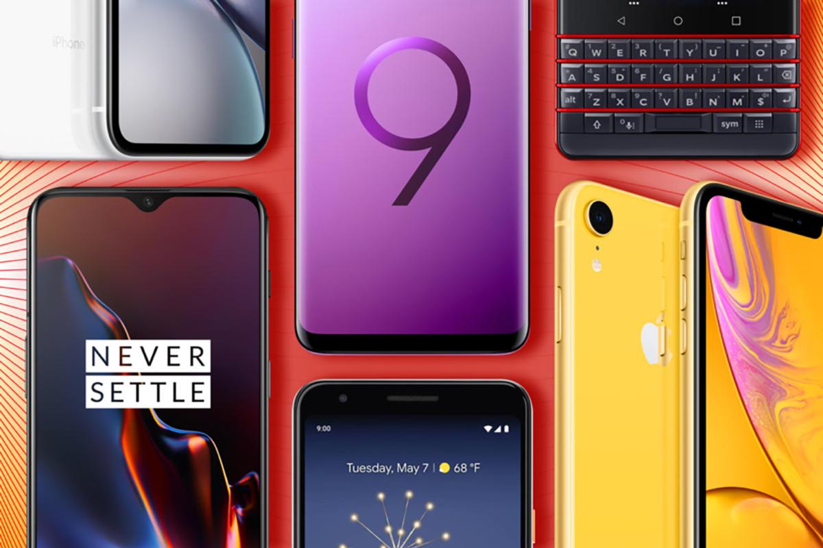 2019'un en iyi orta segment iş telefonları