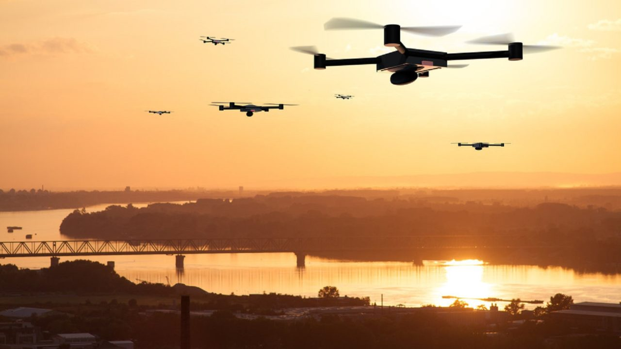 IBM, blockchain yardımıyla drone hırsızlığını önleyecek patent aldı