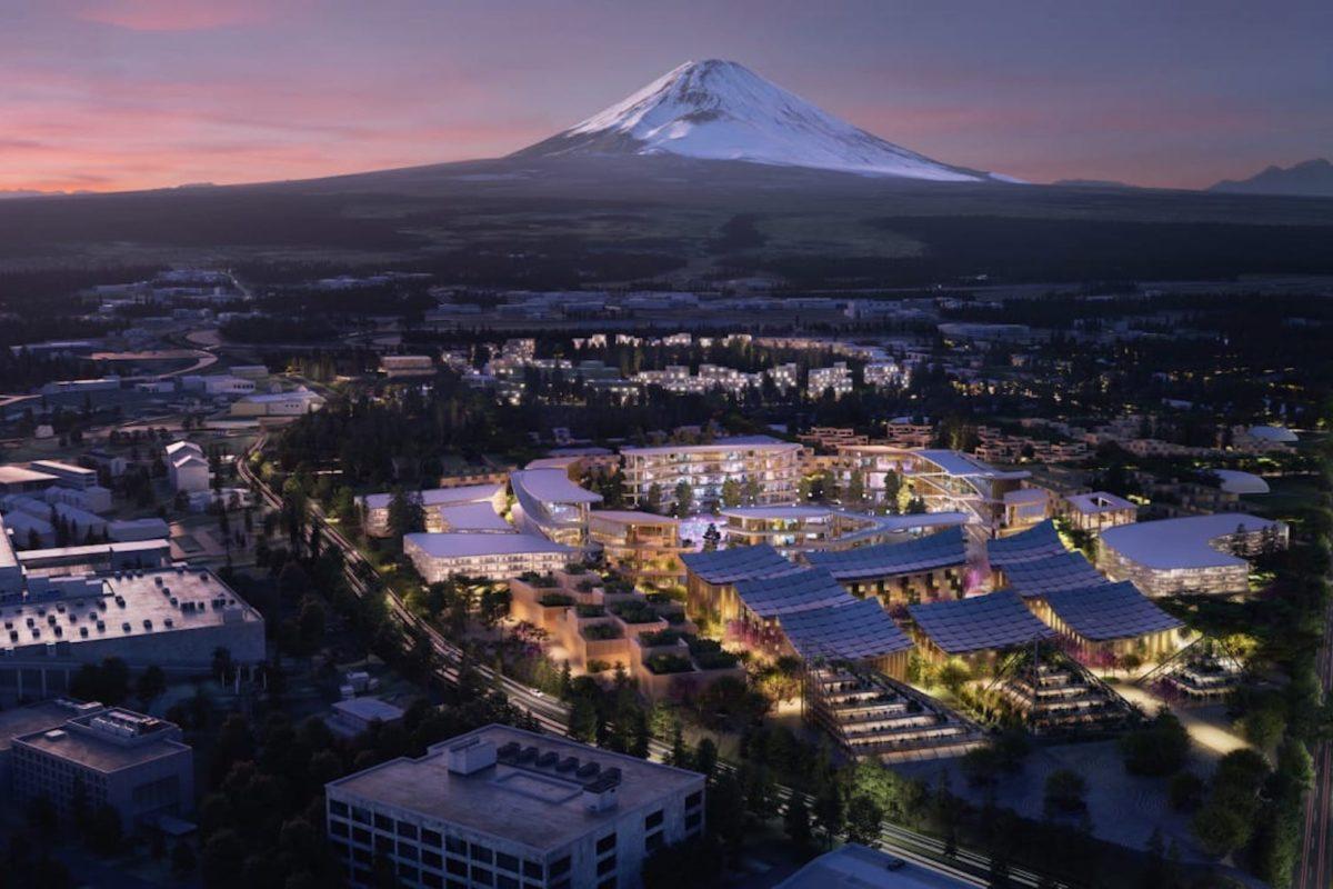 Toyota, teknolojilerini test etmek için akıllı şehir inşa ediyor