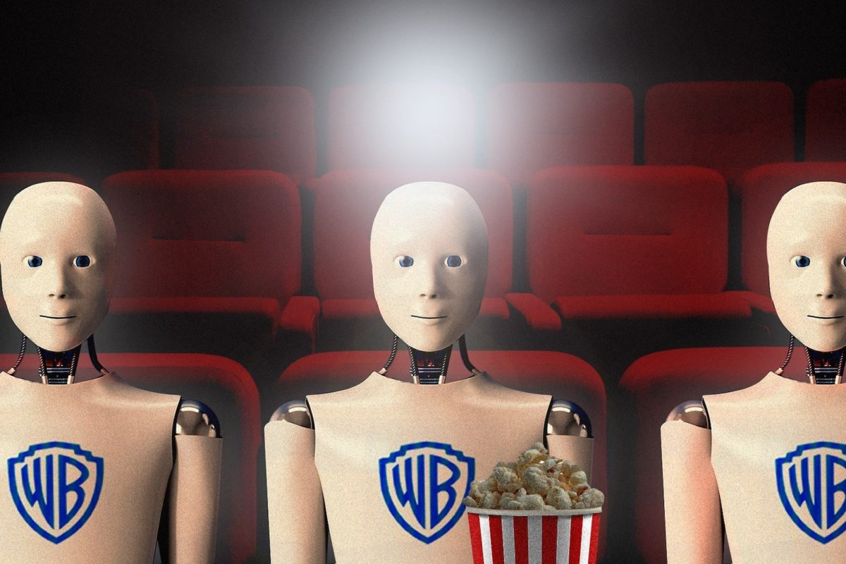 Yapay zeka odaklı film yönetim sistemi Hollywood'ta