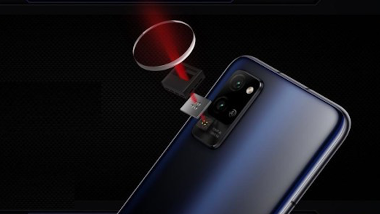 Huawei'den sıcaklık ölçen yeni akıllı telefon!