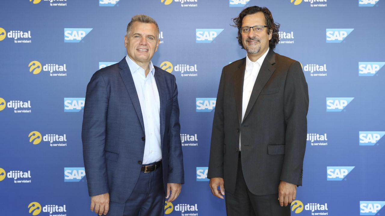 Turkcell ve SAP Türkiye'den şirketlerin verimliliğini artıracak iş birliği